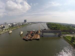 Starý most v Bratislave si ešte počká na dokončenie...