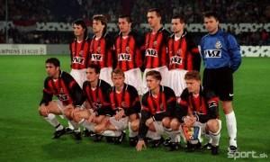 1.FC Košice v čase najväčšej slávy