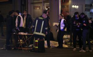 Útoky v Paríži